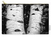 Aspen Tree Art Carry-all Pouch