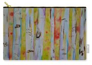 Aspens Abstract II Carry-all Pouch