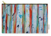 Aspens Abstract IIi Carry-all Pouch
