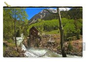 Aspens Around The Crystal Mill Carry-all Pouch