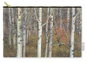 Aspens At Dusk Carry-all Pouch