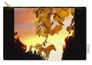 Aspens At Sunset Carry-all Pouch