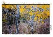 Aspens In Autumn Carry-all Pouch