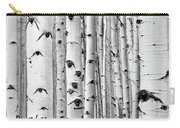 Aspens Near And Far Carry-all Pouch