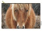 Assateague Island Horse Miekes Noelani Carry-all Pouch