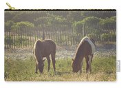Assateague Island Wild Ponies Carry-all Pouch