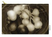 Assorted Alliums Carry-all Pouch