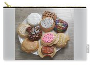 Assorted Cookies Carry-all Pouch