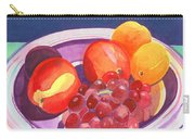 Assorted Fruit Carry-all Pouch