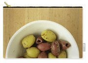 Assorted Greek Olives  Carry-all Pouch