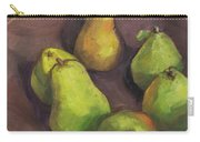 Assorted Pears Carry-all Pouch