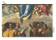 Assumption Of The Virgin 1577 Carry-all Pouch