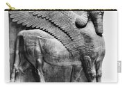 Assyria: Bull Scultpure Carry-all Pouch