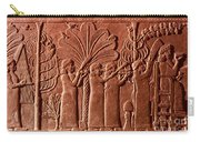 Assyrian Queen, 645 B.c Carry-all Pouch