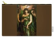 Astarte Syriaca Dante Gabriel Rossetti Carry-all Pouch
