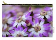 Aster Delights Carry-all Pouch