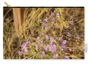 Asters In Autumn Carry-all Pouch
