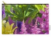 Astilbe In The Garden Carry-all Pouch