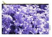 Astilbleflowers In Violet Hue Carry-all Pouch