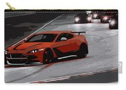 Aston Martin Vantage Gt12 Carry-all Pouch