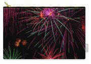 Astonishing Fireworks Carry-all Pouch