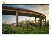 Astoria Bridge Sunrise Carry-all Pouch