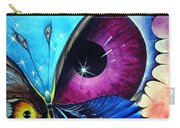 Astral Butterfly. Soul - Memory - Mind Carry-all Pouch