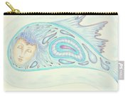 Astral Traveler - From A Dream Image Carry-all Pouch