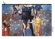 Astrology With Fates Carry-all Pouch