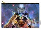 Astronaut Disintegration Carry-all Pouch