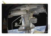 Astronaut Participates In A Spacewalk Carry-all Pouch