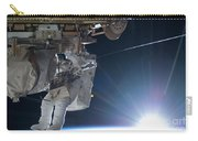 Astronaut Terry Virts Eva Carry-all Pouch