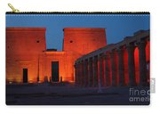 Aswan Temple Of Philea Egypt Carry-all Pouch