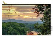 At A Bend In The River Carry-all Pouch by Kendall McKernon
