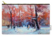At Dawn On Tverskoy Boulevard Carry-all Pouch
