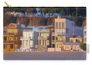 At Home On Santa Monica Beach Carry-all Pouch