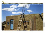 At Home Taos Pueblo Carry-all Pouch