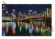 At Rivers Edge In Pittsburgh Carry-all Pouch