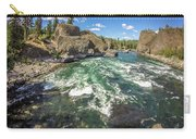 At Riverside Bowl And Pitcher State Park In Spokane Washington Carry-all Pouch