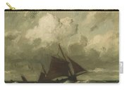 At Sea 1870 Carry-all Pouch