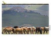 Castelluccio Di Norcia, Parko Nazionale Dei Monti Sibillini, Italy Carry-all Pouch