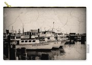 At The Marina - Jersey Shore Carry-all Pouch