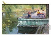 At The Park By The Water Carry-all Pouch