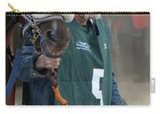 At The Racetrack 5 Carry-all Pouch