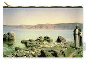 At The Sea Of Galilee Carry-all Pouch
