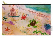 At The Seashore Carry-all Pouch
