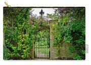 At The Secrete Gate To The Garden. Carry-all Pouch