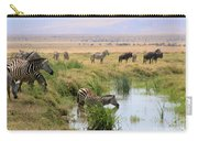 At The Watering Hole Carry-all Pouch