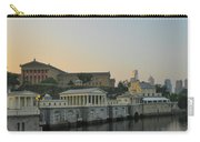 At The Waterworks - Phildelphia Carry-all Pouch