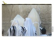 At The Western Wall Carry-all Pouch